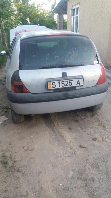 Автомобили в Душанбе: Renault Clio 1.5 л. 2000 | 20000 км