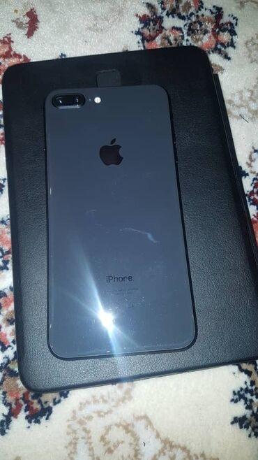 Электроника - Байтик: IPhone 8 Plus | 64 ГБ | Серый (Space Gray) Б/У