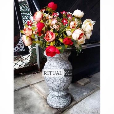 слинг на кольцах в Кыргызстан: ГРАНИТНЫЕ ВАЗЫ | КАМЕННЫЕ ВАЗЫ-Вазы для цветов на могилу-Каменные вазы