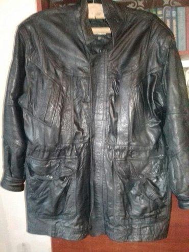 Продаю кож. куртку. в хор. состояние. 50 размер. /турция/ в Бишкек