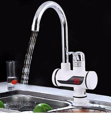 Проточный водонагреватель. Для раковины. Мощность 3 кв