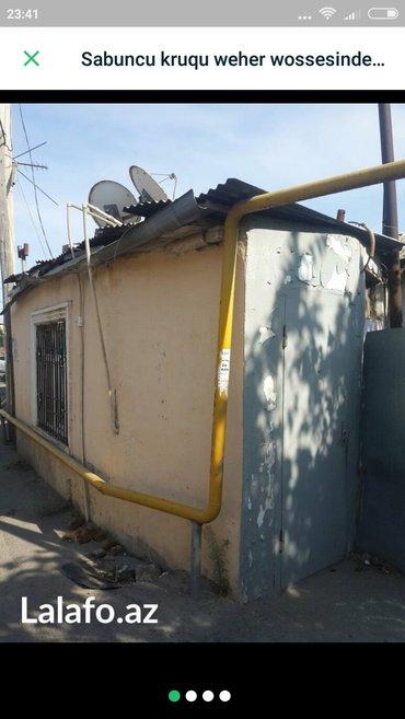 Bakı şəhərində Sabuncu dairesi yaxinliginda. TECILI. 1 otaqli orta temirli ev tecili