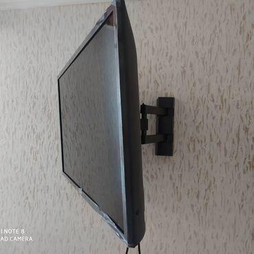 Televizor ucun kronshteyn qurashdirilmasi.Televizorlarin divara