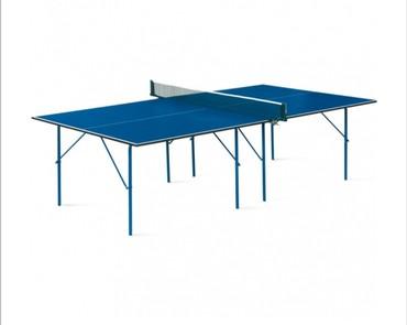 Спорт и отдых - Узген: Продаётся настольный теннис с комплектом ракеток и сеткисостояние
