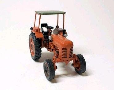 промо модель в Кыргызстан: МАСШТАБНАЯ модель трактора ДТ-20 масштаб 1:43