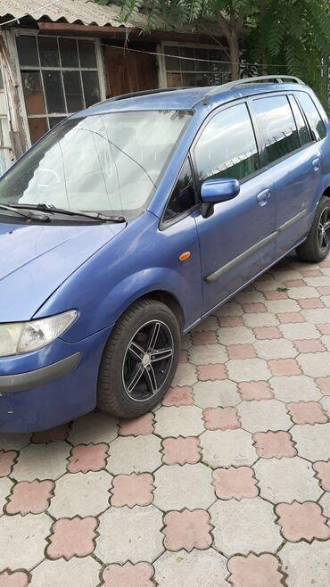 Mazda - Кыргызстан: Mazda PREMACY 1.8 л. 2000   253058 км