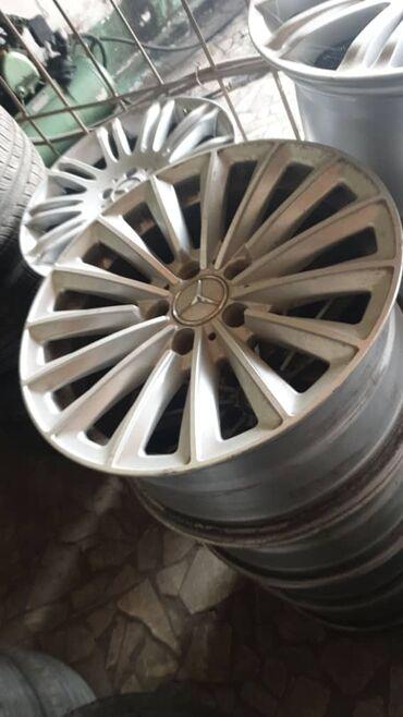 Транспорт - Кыргызстан: Mercedes R17 в идеальном состоянии! Параметры дисков 7.5jx17h2et35