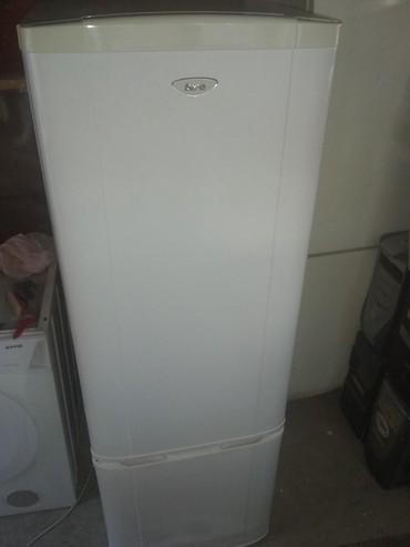 Frižideri | Nis: Upotrebljen Dvokomorna bela refrigerator