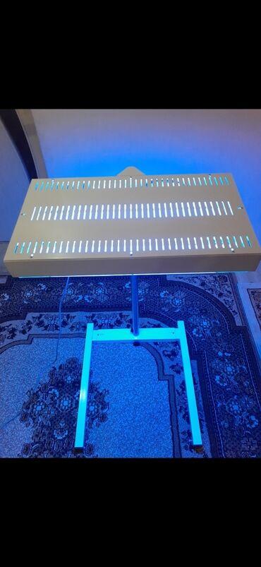Медтовары - Джал мкр (в т.ч. Верхний, Нижний, Средний): Сдаю на аренду, фото лампа от желтухи 4-х ламповая Philips. 400 сом на