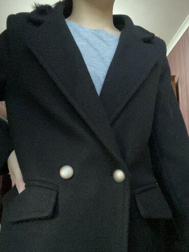 Пальто  Отличного качества,длина ниже колен