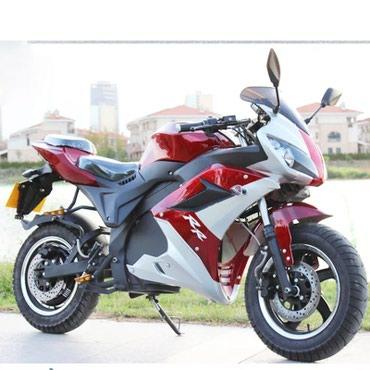 Bakı şəhərində Sport Guclu Elektrikli Motoskilet Topdan ve perakende satilir.