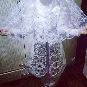 Шикарное платье на никях ,ручной в Бишкек