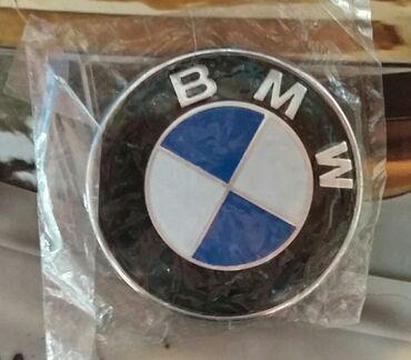 Auto delovi - Srbija: BMW znak za haubu fabricki nov nije otvarano pakovanje