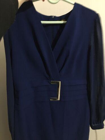 вечернее женское платье в Кыргызстан: Женское вечернее платье.Состояние б/у хорошее.Размер 46