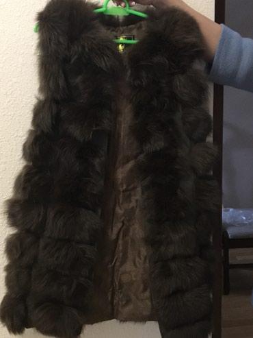 Жилетка Из натурального меха. в Бишкек