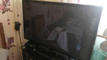 LG 107 ekran plazma.Tecili evde xesdeye pul lazm olduğu üçün satılır