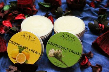 Dezodoransna krema  100% prirodna dezodoransna krema hrani i hidrira