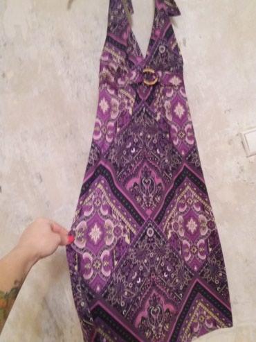 сарафан модели в Кыргызстан: Платье-сарафан размер s