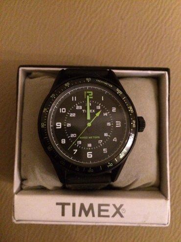 Bakı şəhərində Timex firmali qol saati satilir originaldi! (203 azn alinib)