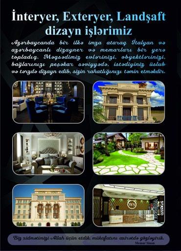 dizayn - Azərbaycan: Dizayn İtaly Studio