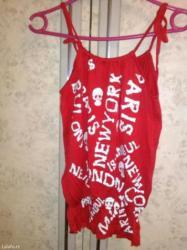 Majice crvena i zuta obe 300din - Kovin