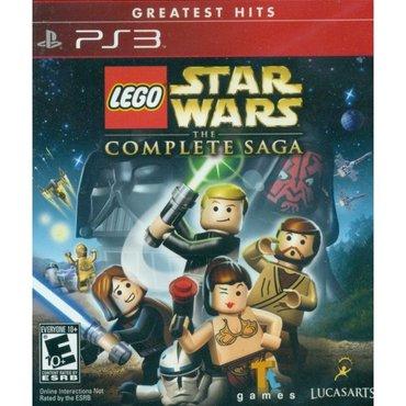 """Bakı şəhərində """"LEGO star wars  complete saga"""" (ps3)"""