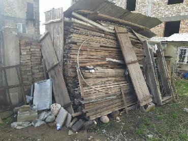тойота-опа в Кыргызстан: Продаю стройматериалы рейка доска опалубки итд итп не гнилые хорошее
