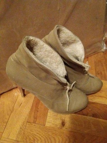 Ženska obuća | Futog: Kratke cizmice. Preudobne 38 broj