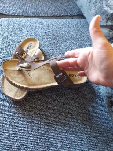 Leon papuce broj 40,nove