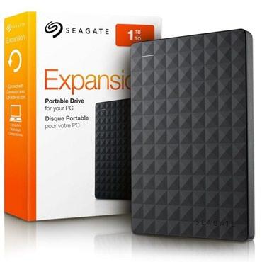 Bakı şəhərində Seagate Expansion 1TB - 110Azn