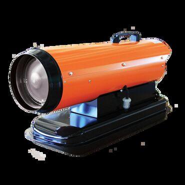 Дизельная тепловая пушка 30 кВт Аренда в сутки 800 сом  Площадь обогре