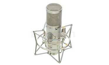 radio-mikrofon-shure-sm58 в Кыргызстан: Sontronics STC-2.-Студийный микрофонТип: Микрофон с большой