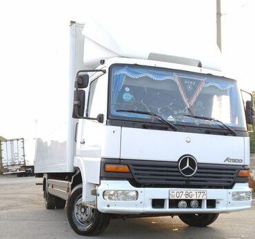 benz - Astara: Mercedes-Benz 4.3 l. 2000 | 493197 km