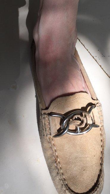 Καστόρινα σουεντ παπουτσια Keds με μεταλική λεπτομερια και λαστηχενια  σε Υπόλοιπο Αττικής - εικόνες 3