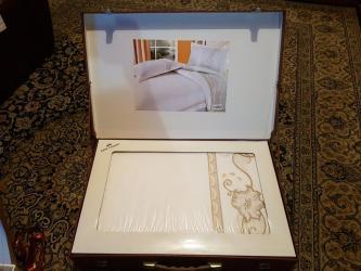 детский комплект постельного белья в кроватку в Кыргызстан: Комплект постельного белья,новый