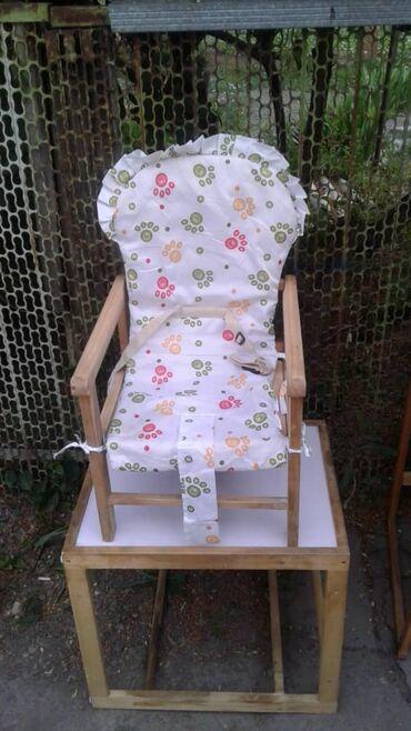 Детский мир - Луговое: Продается детский стульчик. Б/у. В хорошем состоянии