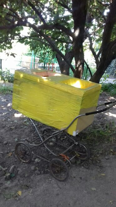 продаю фольксваген транспортер т2 бишкек в Кыргызстан: Продаю тачку-коляску для передвижной торговли.Новая,готовая.колесо