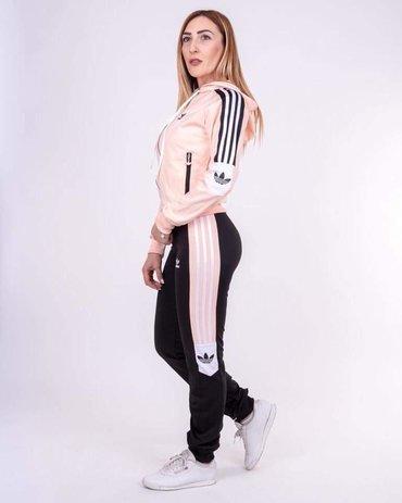 Adidas trenerka zenska - Srbija: Zenske Trenerke Adidas l-xxxl