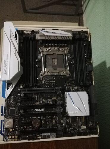 Maticna ploca | Srbija: Asus x99-A IIkoristi socket lga2011-3 maticna je neispitana jer