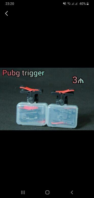Pubg Mobile Trigger.İndi Bizdə Dahada Ucuz Cəmi 3 Manata.100% Orginal