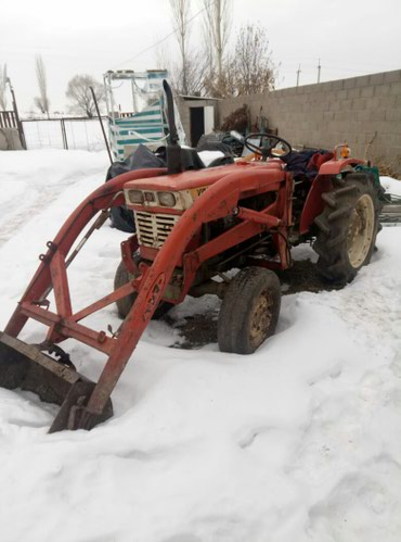 Трактор (Япония) двигатель-25 л.с. Янмар в Бишкек