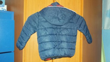 Decija c&a zimska jaknica. Vel 92! Ocuvana!!! - Zrenjanin
