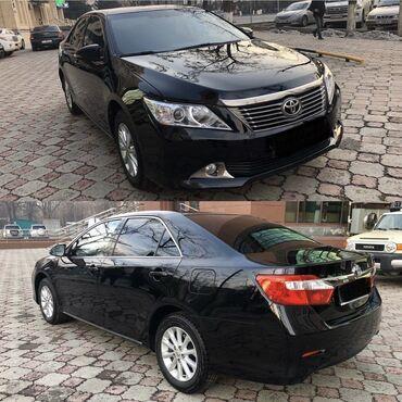 Toyota - Состояние: Б/у - Бишкек: Toyota Camry 2.5 л. 2013 | 130000 км