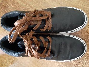 Dečija odeća i obuća - Barajevo: Cipele za decaka. 37 velicina,jednom obuvene,kao nove. Crna boja sa