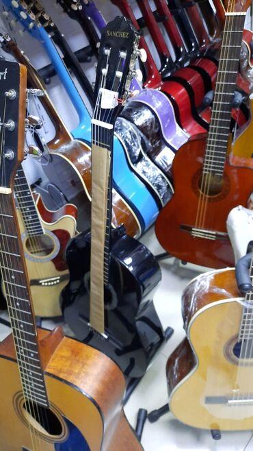 gitara klassik - Azərbaycan: Gitara klassik 4/4