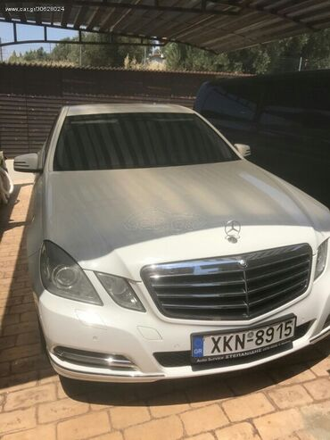 12 ads for count | ΜΕΤΑΧΕΙΡΙΣΜΈΝΑ ΑΥΤΟΚΊΝΗΤΑ: Mercedes-Benz E 220 2.2 l. 2012 | 300 km