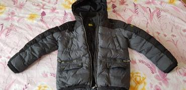 Decija jakna - Pozarevac: Decija zimska,perjana jakna,uzrast 8-9 god(134),u odlicnom stanju
