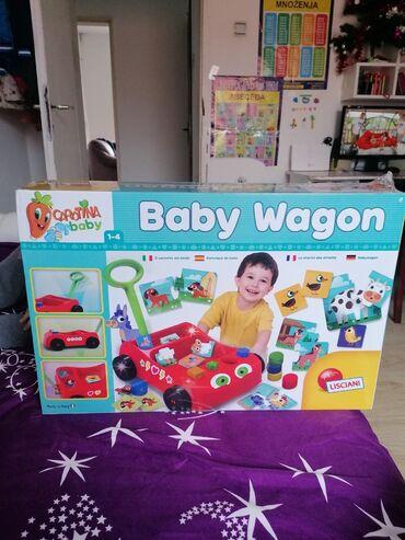 Babu wagon