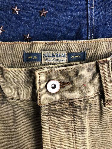 Шорты - Бишкек: Летние джинсовые шорты в размере М