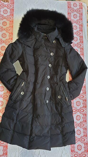 Женская зимняя куртка пуховик в идеальном состоянии! Фабрики S.lriahh!